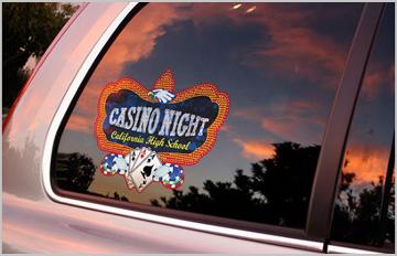 Custom Car Decals In Phoenix, Scottsdale, Tempe, Mesa