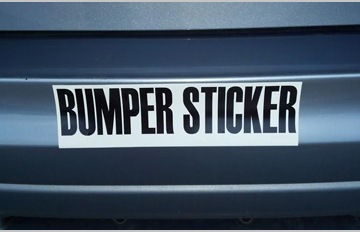 Custom Decals Stickers By AZ Banners Fast Turnaround Cheap - Cheap custom vinyl stickers