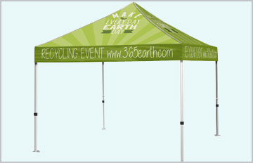 Custom Outdoor Pop Up Shade Tent