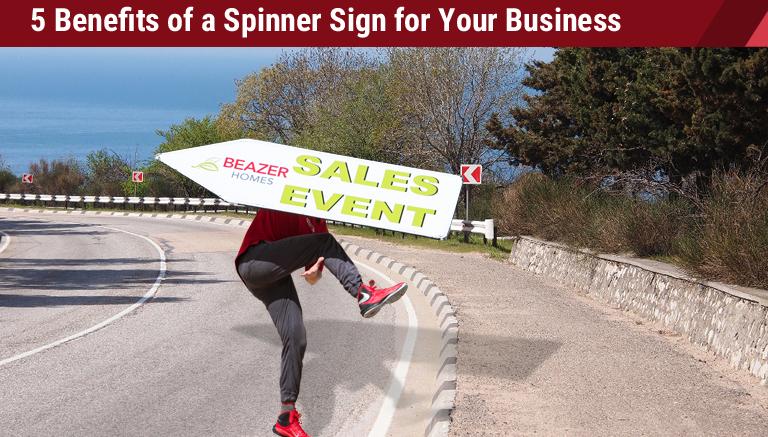 spinner sign