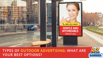 Types of Outdoor Advertising: What Are Your Best Options?