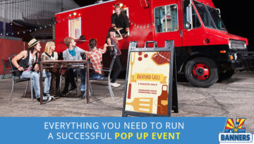 Everything You Need to Run a Successful Pop Up Event