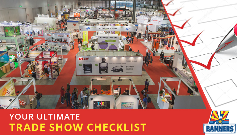 Ultimate Trade Show Checklist