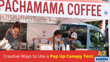 5 Creative Ways to Use a Pop Up Canopy Tent