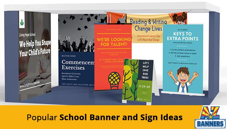 Popular School Banner